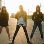 "new song // HAIM : ""The Wire"""