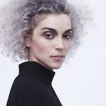 "new songs // St. Vincent : ""Pieta"" + ""Sparrow"""