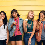 "music film // La Luz : ""Black Hole, Weirdo Shrine"""