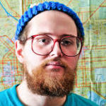 "new song + music film // Dan Deacon : ""Redlining"""