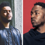 "new song // Kendrick Lamar + The Weeknd : ""Pray For Me"""